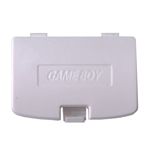 Battery Cover for Gameboy Color White