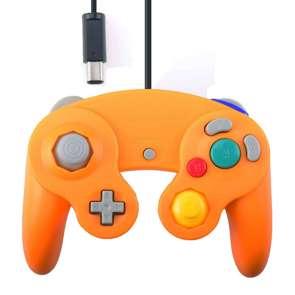 Vibration Controller for Wii/Gamecube Orange