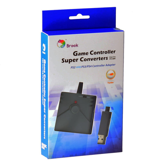 Brook Super Converter PS2 Controller to PS3/PS4 Console (FM00002310)
