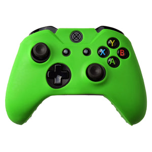 Silicon Protect Case for XBox One Controller Green