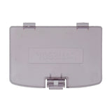 Battery Cover for Gameboy Color Clear Violet