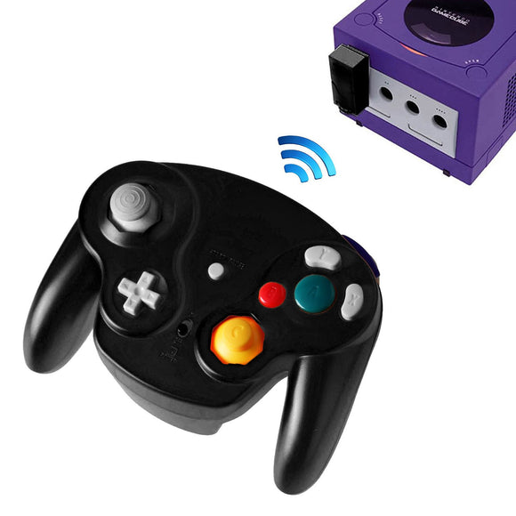 2.4G Wireless Controller for Gamecube Black