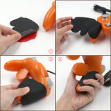 Anti-skid Controller Handle Grip Sticker for GameCube Controller