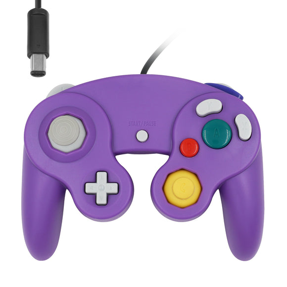 Vibration Controller for Wii/Gamecube Violet