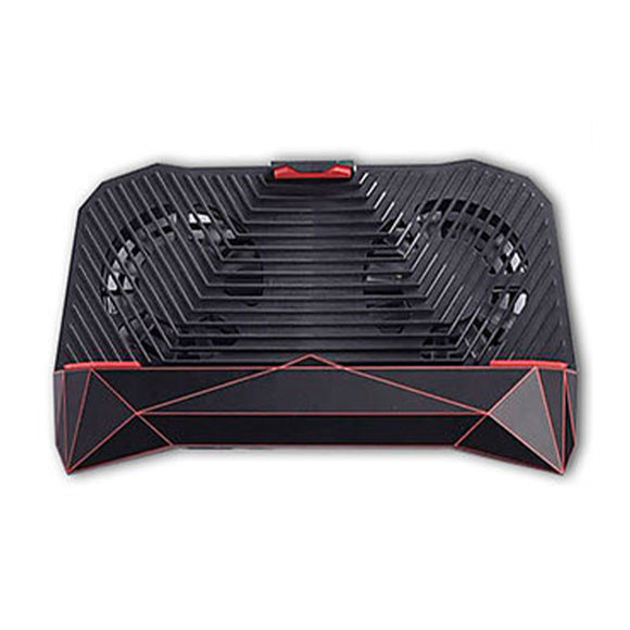 Universal Dual Fan Cooling Radiator for Mobile phone