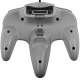 Wired Controller for Nintendo N64 Gray