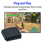 Memory Jumper Pack for N64