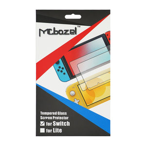 Mcbazel Screen Tempered Glass Protector for Nintendo Switch