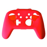 Silicone Protect Case for Nintendo Switch Pro Controller - Red