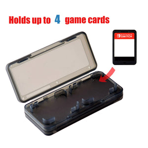 4 in 1 Game Card Storage Case for Nintendo Switch
