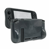 Comfort Grip Silicone Case for Nintendo Switch Gray