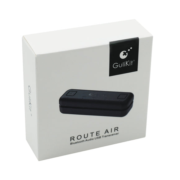 GuliKit Route Air Wireless Audio Adapter for Nintendo Switch/Switch Lite/PC/PS4 (NS07)