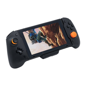 DOBE Controller Grip with Double Motor Vibration for Nintendo Switch (TNS-19252)