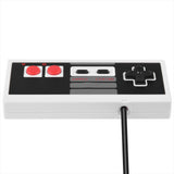 NES USB Classic Controller for PC and Mac White