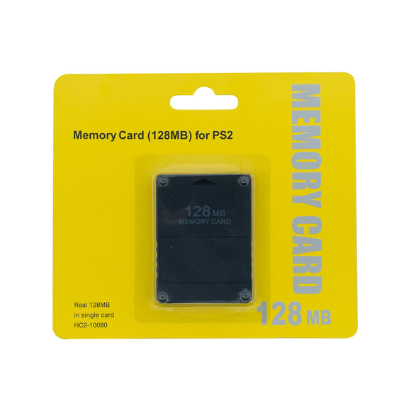 128MB Memory Card for PS2