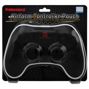 Project Design Controller Airfoam Pouch for PS4 Dualshock 4 Black