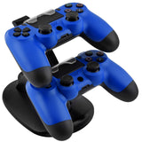 Controller Charging Stand for PS4 Dualshock 4 Black
