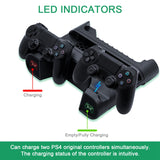 DOBE Muti-funtional LED Cooling Stand for PS4/Slim/Pro (TP4-0406)