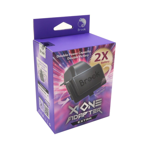 Brook X One Adapter Extra for PS4/Switch/PC/Xbox One - Black (FM00007263)