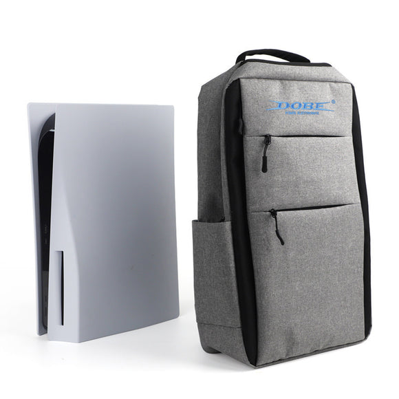 Multi-layer Storage Backpack For PS5/Xbox/Nintendo Switch Game Console