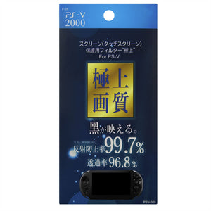 LCD Screen Protector for PS Vita 2000
