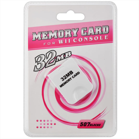 32MB Memory Card for Wii/Gamecube