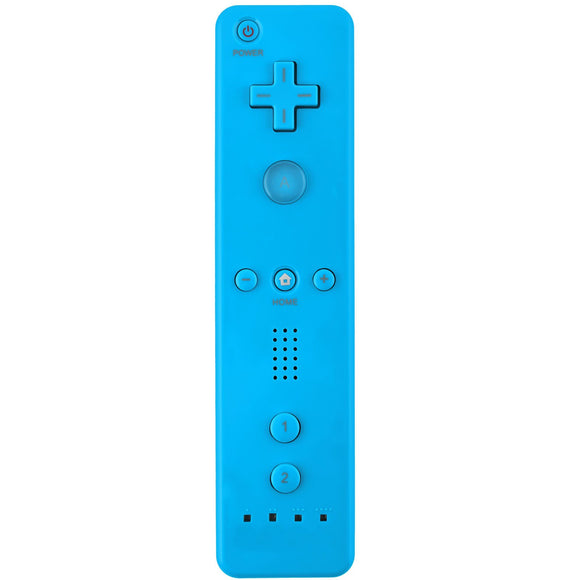 Remote Controller for Wii/ Wii U Light Blue