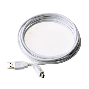 3m USB Charge Cable for Nintendo Wii U Controller