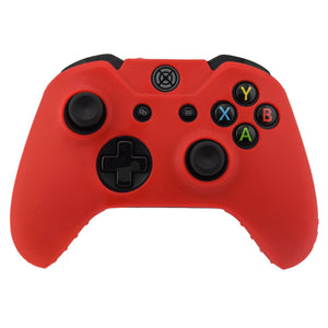 Silicon Protect Case for XBox One Controller Red
