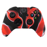 Multi Color Silicon Case for XBox One Wireless Controller Red Black