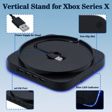 3 In 1 Multifunction Storage Stand for Xbox Series X (KJH-XSX-008)