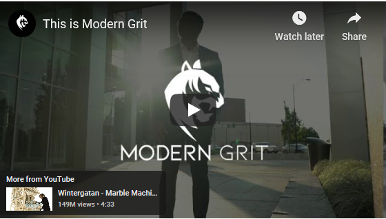 Promo Video: This is Modern Grit