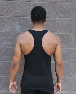 Modern Grit Day One Essential Tank - Back View