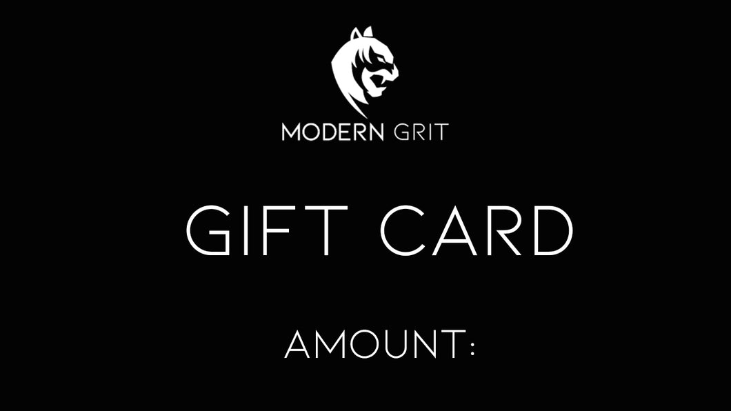 Modern Grit Apparel Gift Card