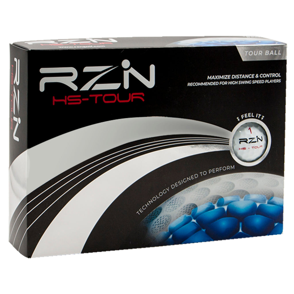 RZN HS Tour Golf Ball, 12 Pack