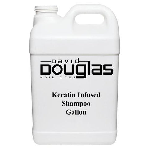 David Douglas Keratin Infused Shampoo Gallon - beautysupply123