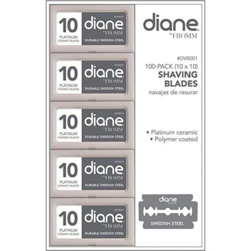 Diane Shaving Blades- 100 Pack