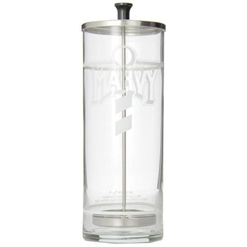 Marvy No.4 Glass Disinfectant Jar 48oz