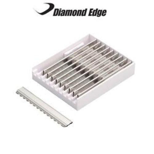 Diamond Edge Replacement Styling Blades - beautysupply123