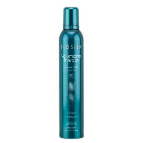 Biosilk Volume Therapy Styling Foam 12.7oz - beautysupply123