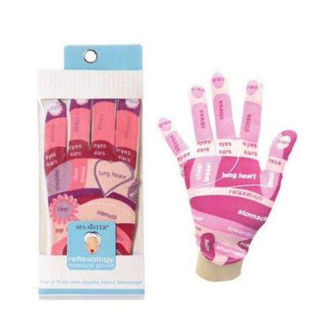 Spa Sister Reflexology Gloves