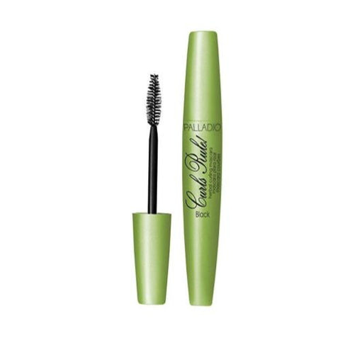 Palladio Curls Rule Curling Mascara, Black