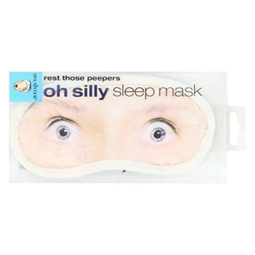 Spa Sister Eye Mask Silly, Oh Man