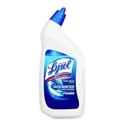 Lysol Advanced Toilet Bowl Cleaner, 32 oz