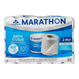 Georgia-Pacific Marathon Bathroom Tissue 1 Roll