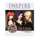 Inspire Vol. 100 Color & Texture Edition - beautysupply123