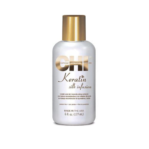 Chi Keratin Silk Infusion 6oz - beautysupply123