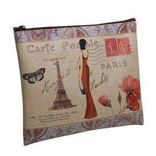 Kingsley Paris Envelope Cosmetic Bag - beautysupply123