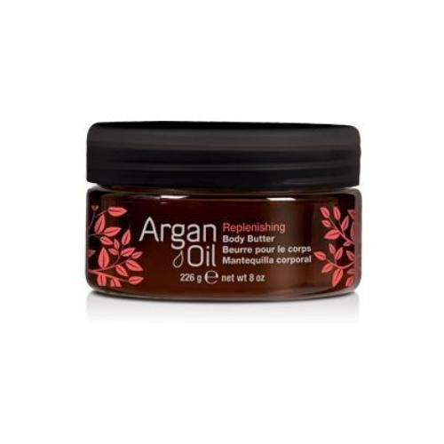 Body Drench Argan Oil Replenishing Body Butter 8oz - beautysupply123