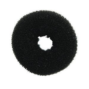 Soft N' Style Hair Donut Black - beautysupply123 - 1
